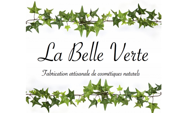 Visuel du projet La Belle Verte, fabrication artisanale de cosmétiques naturels