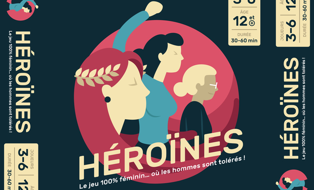 Visuel du projet Héroïnes