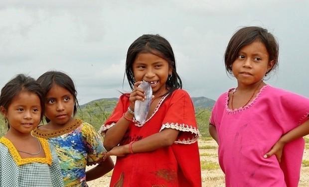 Project visual Rêver ensemble pour les enfants Wayuu (Guajira, COLOMBIE)
