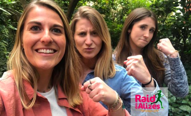 Visuel du projet Les IRaid'uctibles des Alizés 2019