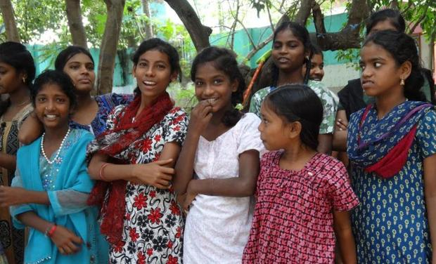 Visuel du projet Projet de solidarité international en Inde - Education