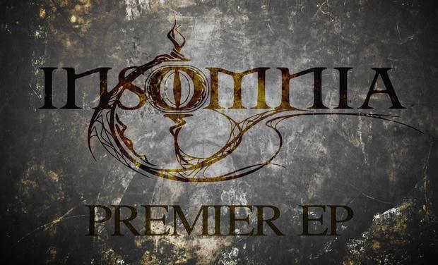 Visuel du projet Insomnia - Premier EP