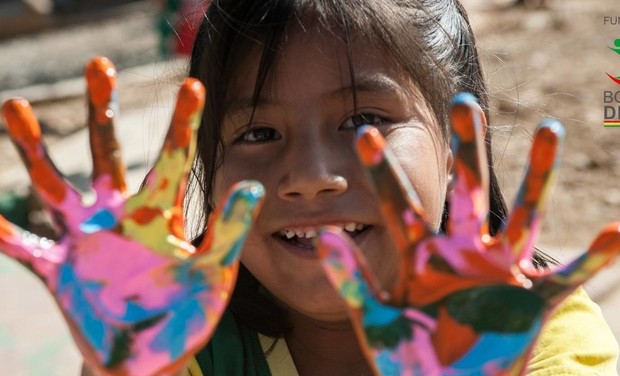 Project visual A smile beyond borders