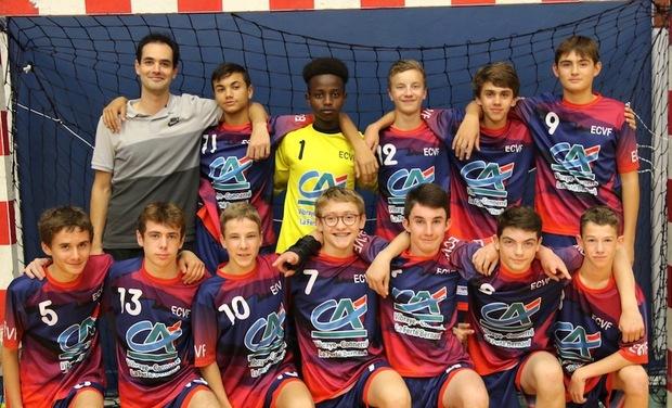 Visueel van project Projet Hongrie ECVF Handball