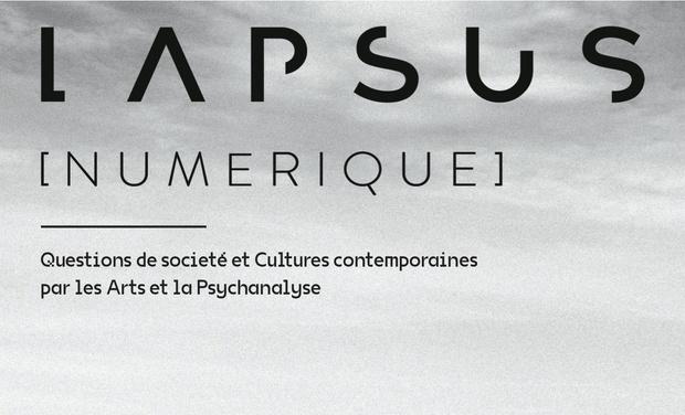 Visuel du projet Lapsus Numerique - La revue