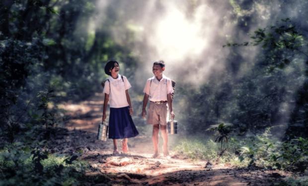 Project visual De l'eau potable pour Samrong