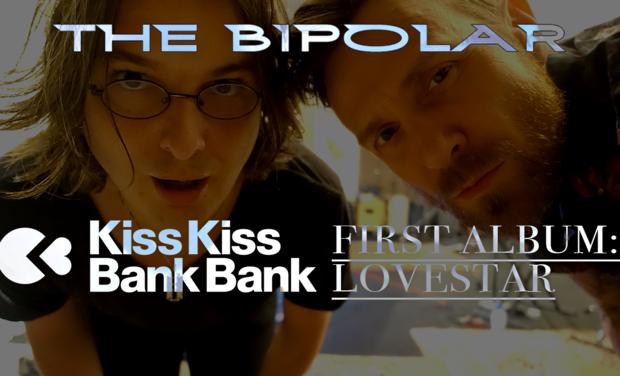 """Visuel du projet Premier Album de """"THE BIPOLAR"""""""