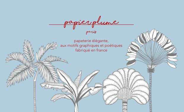 Visuel du projet Les carnets Papier plume
