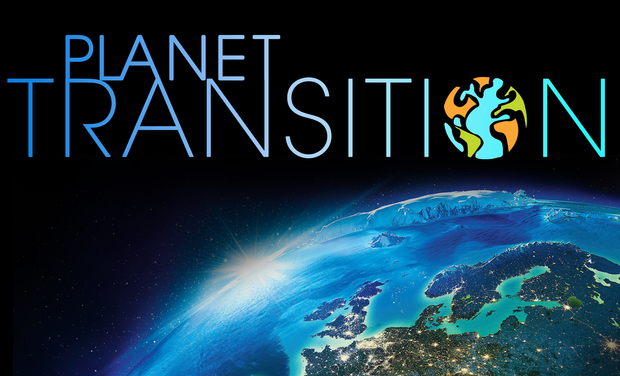 Project visual PLANET TRANSITION, imaginer et réinventer un monde meilleur et solidaire
