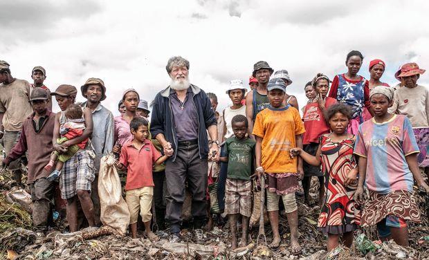 Visueel van project Soutenez la construction de l'hostel éco-solidaire du Père Pédro à Madagascar !