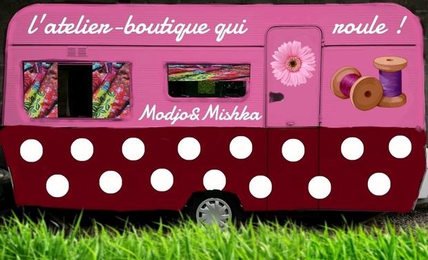 """Visuel du projet Un atelier-boutique """"qui roule"""" pour Modjo&Mishka !"""