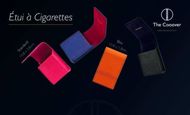 Visueel van project The Cooover, Chic Cigarette Covers