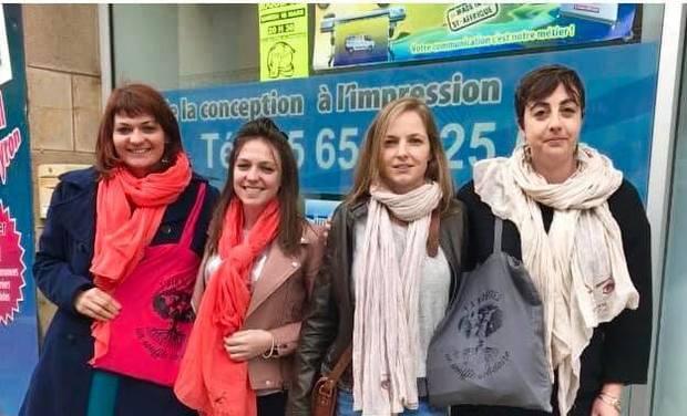 Visueel van project Raid solidaire Cap Femina Aventure Team 108 et 307