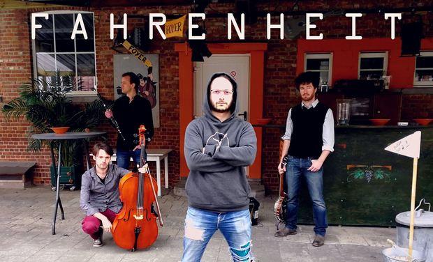 Visuel du projet Lancement du premier album de Fahrenheit