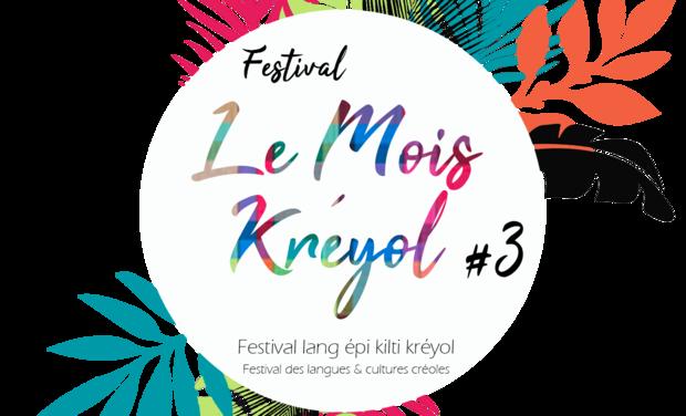 Visuel du projet Festival Le Mois Kreyol #3