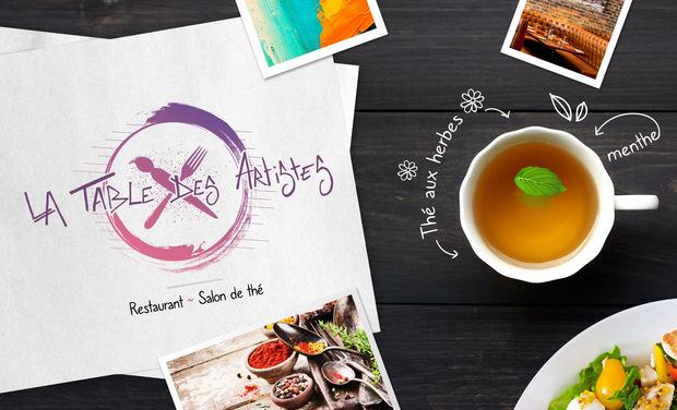 Visuel du projet La Table des Artistes // Restaurant - Salon de thé