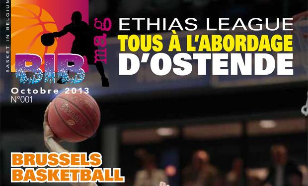 Visuel du projet Basket in Belgium