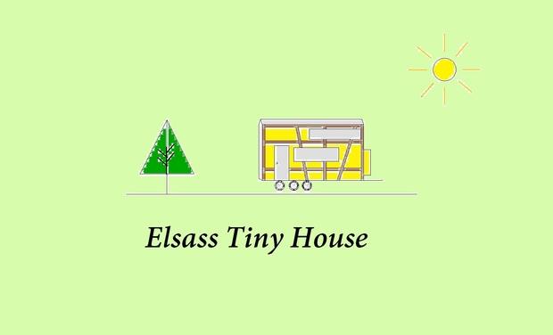 Visuel du projet Tiny house 100% autonome et écologique