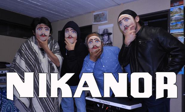 Visuel du projet NIKANOR ALBUM DEBUT