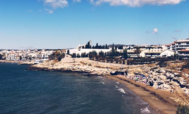 Visueel van project Aidez à développer Explorez Sitges !