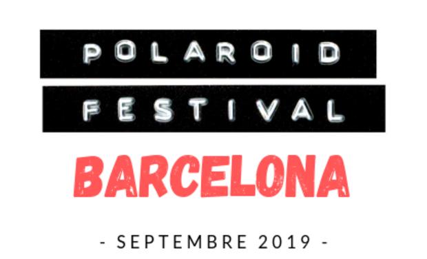 Visuel du projet POLAROID FESTIVAL BCN 2019