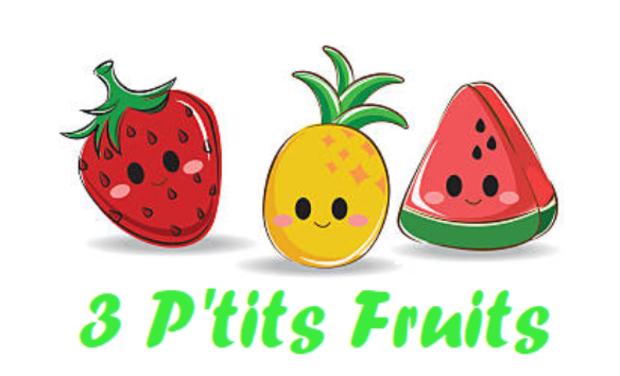 Visueel van project 3 P'tits Fruits les smoothies qui font envie!