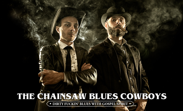 Visuel du projet The Chainsaw Blues Cowboys - Nouvel Album