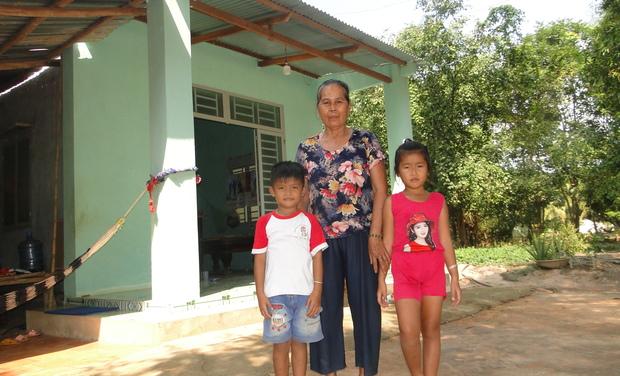 Visuel du projet Projet solidaire pour aider deux enfants abandonnés.