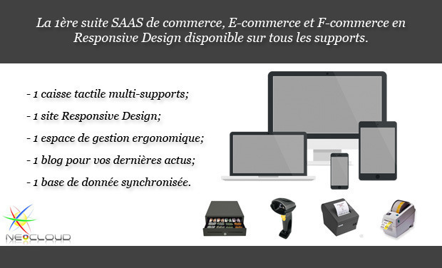Visueel van project Suite commerce responsive