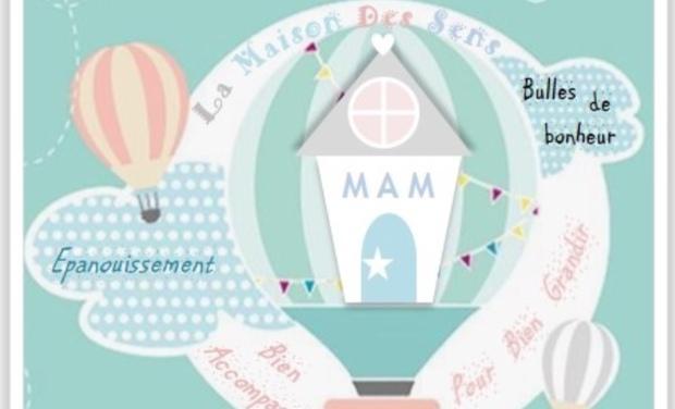 Visuel du projet Maison d'assistance maternelle : La maison des sens