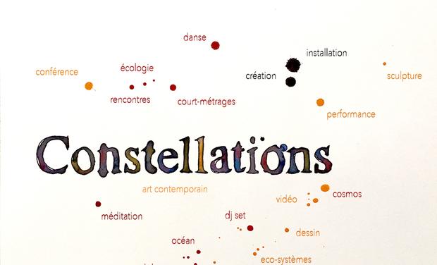 Visueel van project CONSTELLATIONS