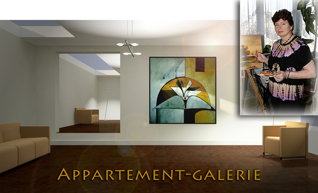 Project visual Appartement-galerie