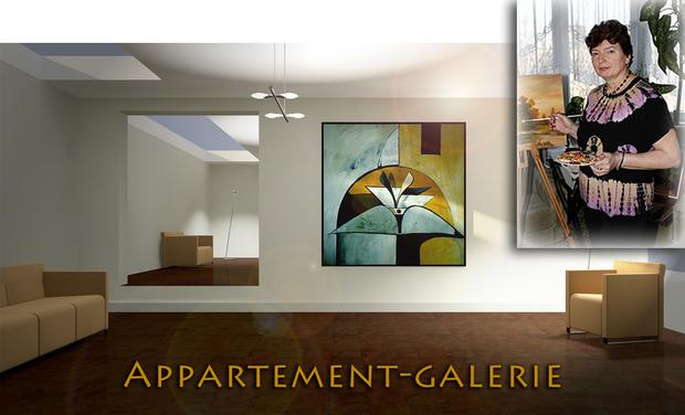 Visueel van project Appartement-galerie