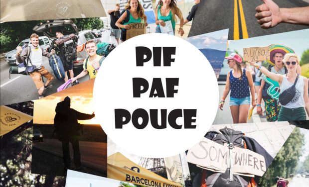Visuel du projet Pif Paf Pouce - Barcelona Express 2019