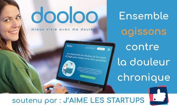 Visuel du projet Dooloo - tous alliés contre la douleur