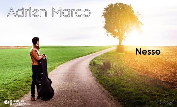 Visueel van project Adrien Marco Trio : nouvel album !