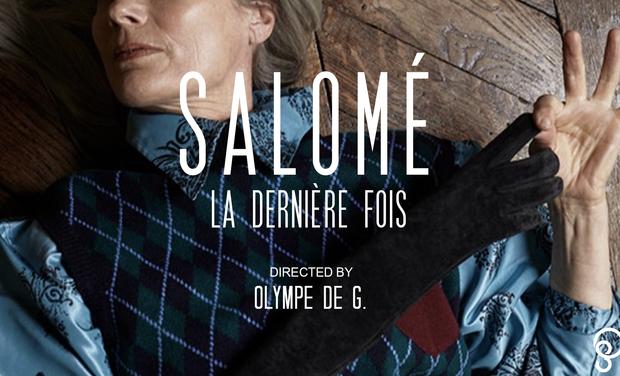 Visuel du projet La dernière fois de Salomé : un film d'autrice classéX