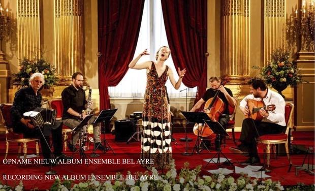 Project visual Recording new album ensemble Bel Ayre