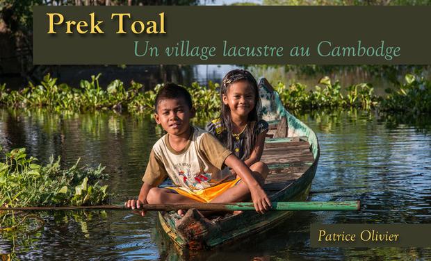 """Visuel du projet Prek Toal """"Un village lacustre au Cambodge"""""""