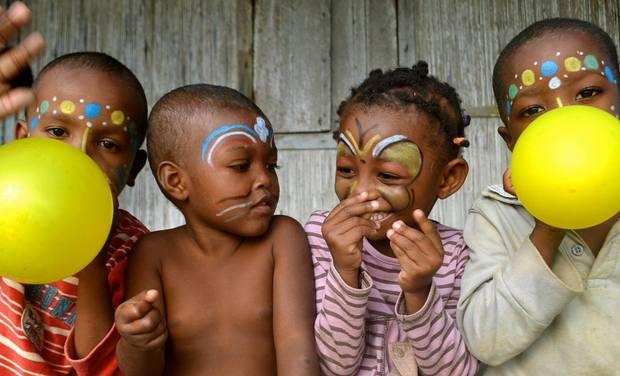 Visueel van project Humanitaire : Donner le sourire aux enfants Malgaches