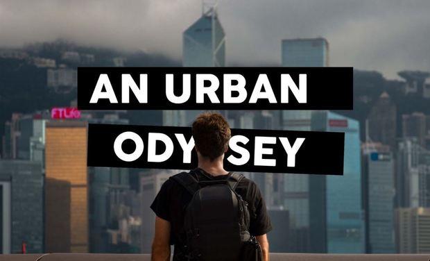 Visuel du projet An Urban Odyssey - Une série YouTube sur les villes