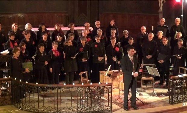 Visuel du projet Voyage vocal et musical avec Bach