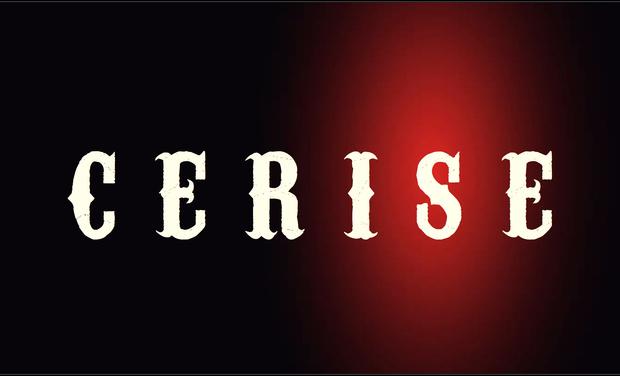 "Visuel du projet CERISE - 1er EP ""FREAK SHOW 1"""
