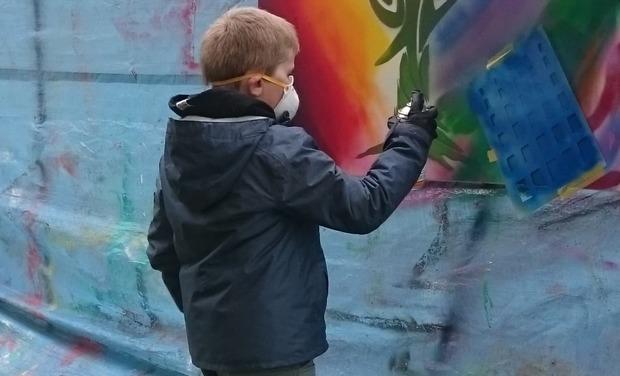 Visuel du projet Matt² Song & Street Art