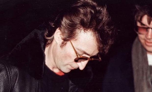 Visueel van project L'énigme de Mark David Chapman