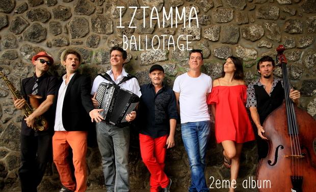 Visuel du projet IZTAMMA - 2eme Album