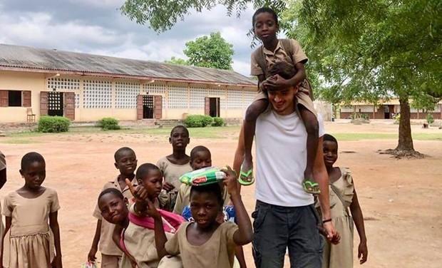 Visueel van project Permettre la scolarisation des enfants démunis d'Atti-Atovou et Fokpo