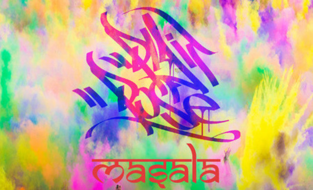 "Project visual ALBUM DE COMPOSITION MUSIQUE DU MONDE , HIP HOP INDIEN ""MASALA"""