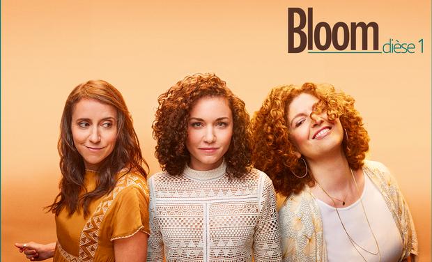 Project visual Bloom/premier album : dièse 1