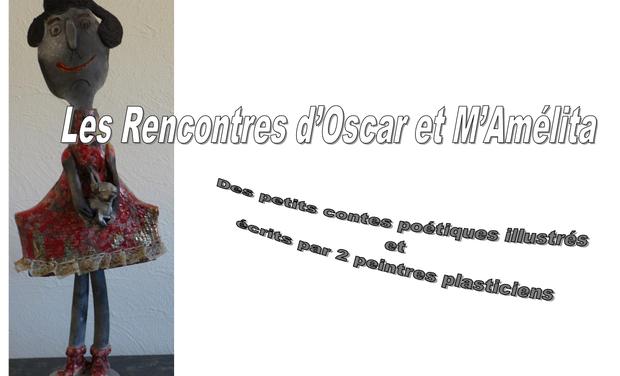 Visuel du projet Les rencontres d'Oscar et M'Amélita